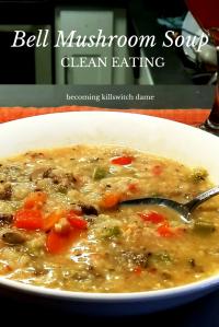 Bell Mushroom Soup (2)